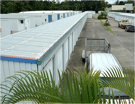 cairns boat storage